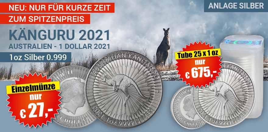Kanguru Silver Coins | Historia-Hamburg