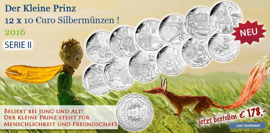 10 Euro silber Münze
