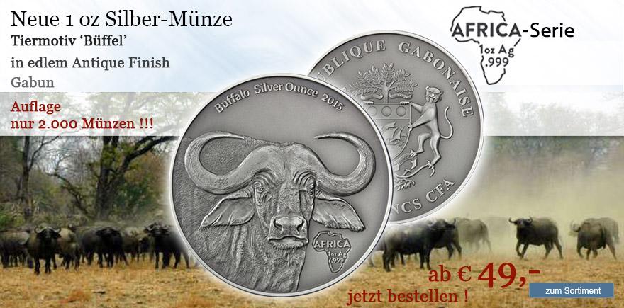 Antique Finish Münzen kaufen