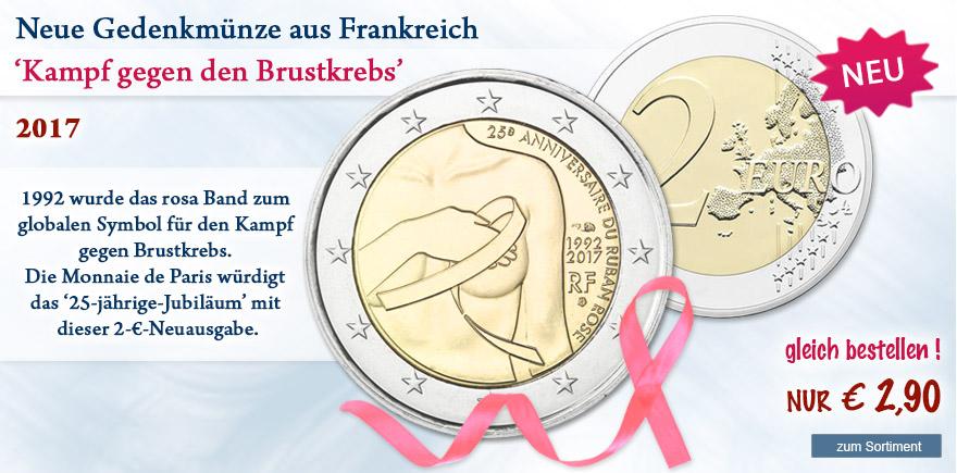 2017 gold Münzen Lutherrose