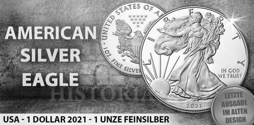 American Silver Eagle 1 oz