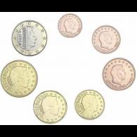 Luxemburg-1-Cent-bis-1-Euro-2021-Bfr-I