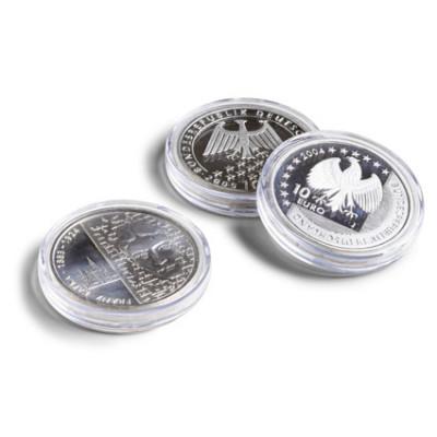 Zubehoer Münzkapsel für 10 und 20 Euro