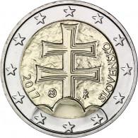 Doppelkreuz 2 € Sondermuenzen 2017
