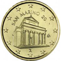 San Marino 10 Cent 2009 bfr. Basilika des Heiligen Marinus