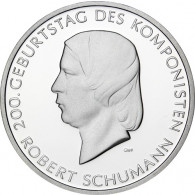 Deutschland 10 Euro 2010 PP 200. Geburtstag Robert Schuman