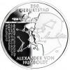 20 Euro Silbermünze 2019 Deutschland 250. Geburtstag Alexander von Humboldt st