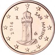 San Marino 1 Cent 2016 bfr.