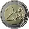 Frankreich 2 Euro 2010 PP  Appel von Charles de Gaulle