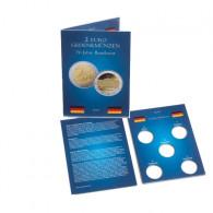 359218 Münzkarte Zubehör für 2-Euro Gedenkmünzen 2019 Bundesrat Deutschland