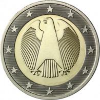 Deutschland 2 Euro 2004  bfr. Mzz.F Bundesadler