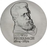 J.1574 - DDR 10 Mark 1979 - Ludwig Feuerbach