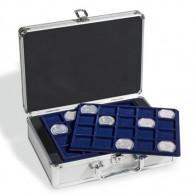 306206 - Münzkoffer für 112 Münzen verschiedene Größen