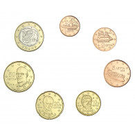 Griechenland 1,88 Euro 2015 bfr. KMS 1 Cent - 1 Euro lose