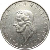 J.359 5 RM Schiller 1934