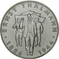 J.1608 - DDR 10 Mark 1986 bfr. Ernst Thälmann