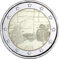 Finnland 2 Euro Sammlermünze 2018 Finnische Saunakultur bestellen
