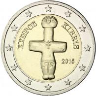 Zypern 2 Euro 2015 Idol von Pomos