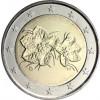 Finnland 2 Euro 2009 bfr. Moltebeere Kursmuenze