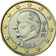 Belgien 1 Euro 2013 Koenig Albert II