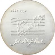 J.1555P DDR 20 Mark - Probe  1975 Bach - Negativ Probe