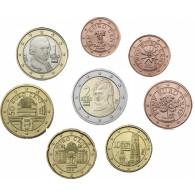 Österreich 1 Cent bis 2 Euro 2006  bfr. lose