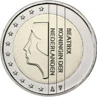 Niederlande 2 Euro 2011 Kursmünze Königin Beatrix Sammlermünzen Münzkatalog bestellen