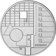 Gedenkmünze 10 Euro 2004 PP Bauhaus Dessau