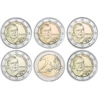 Gedenkmünzen 2 Euro 2018 Helmut Schmidt