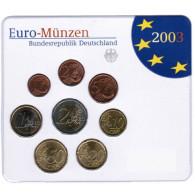 Deutschland KMS original Kursmünzensätze 2003 im Folder Stempelglanz bestellen Münzhändler