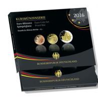 Deutschland 5,88 Euro Kurssatz 2016 Dresdner Zwinger