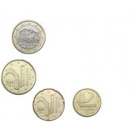 Andorra Münzen Cent und Euro 2015