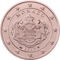Monaco 2 Cent 2013