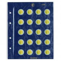 312494 - Münzenblätter VISTA für 2 Euro Münzen
