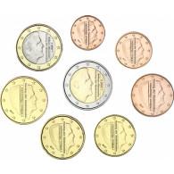 Niederlande 3,88 Euro Kursmuenzen 2017