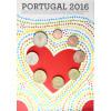 KMS Kursmünzen Portugal Euro 2016 Blister Zubehör Münzkatalog bestellen