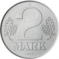 J.1516 DDR 2 Mark 1975 A