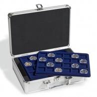 301163 - Münzkoffer für 144 Münzen bis 33 mm
