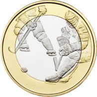 Finnland 5 Euro 2016 bfr. Sport-Serie Eishockey