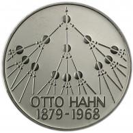 Deutschland 5 DM Gedenkmünze 1979 Stgl. Otto Hahn