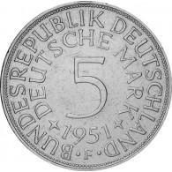 J.386 5 DM Silberadler