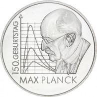 Gedenkmünze 10 Euro 2008 Max Planck