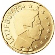 Luxemburg 20 Cent 2002 bfr.