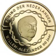 50 Euro 2017 50. Geb. König Willem Alexander