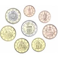 San Marino 3,88 Euro Kurssatz 2016