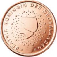 Niederlande 5 Cent 2005 bfr. Königin Beatrix