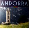 Kursmuenzensatz KMS Andorra 3,88 Euro 2016 im Folder