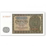 DDR Banknote 20 Mark 1948 kassenfrisch