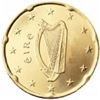Irland 20 Cent 2008 bfr.