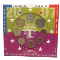 Frankreich 3,88 Euro 2006 stgl. KMS im Folder